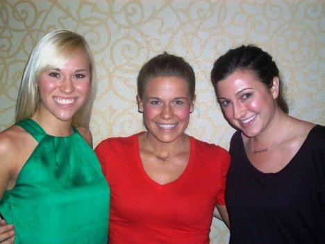 BlogHer 2010, @chipassionistas, Jill felska, Jenn Korducki