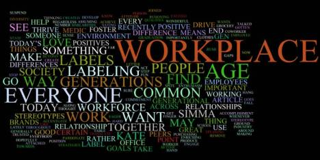 Workplace, Workforce, Generations, Generational, Labels, Labeling