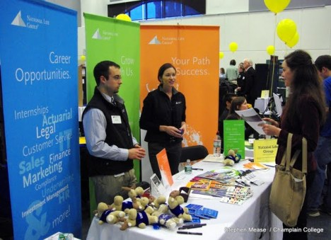 Career Night, Career Fair, Job Fair, College, Networking