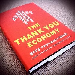 Gary Vaynerchuk, Thank You Economy