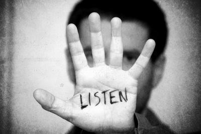 "Listen, Customer, Customer-centricity, ""Employee-customer relationship"", ""customer service"", custome rfocus"